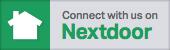 Connect with us on Nextdoor