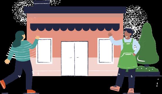 Image of a business shopfront